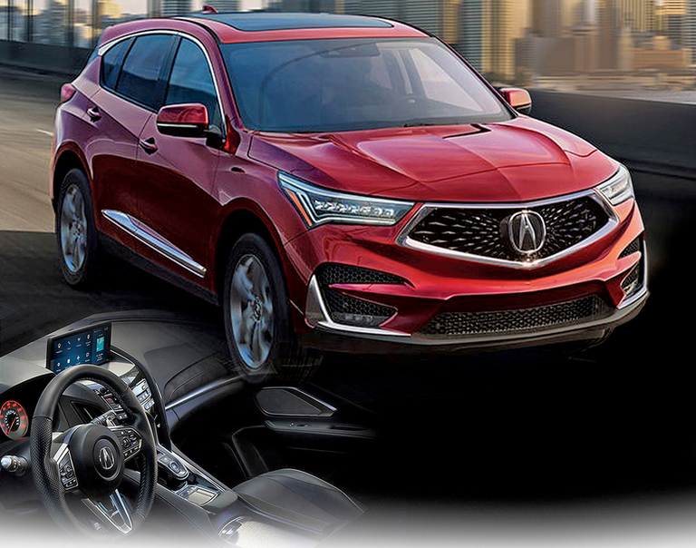 Redesigned RDX crossover helps build excitement for Acura