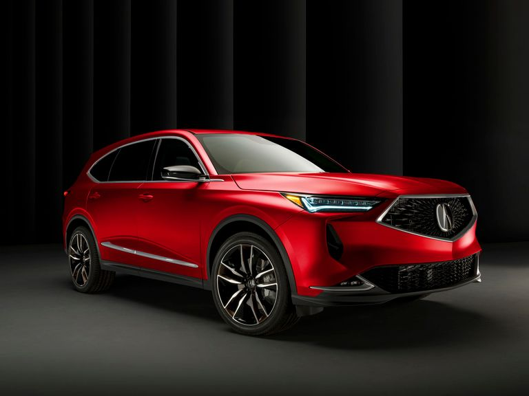 Acura shifts MDX upscale, adds performance variant