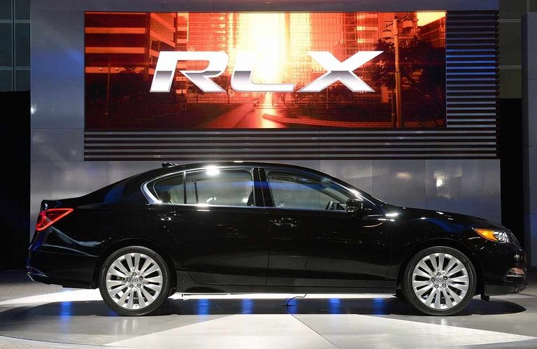 Acura to drop RLX sedan in North America after 2020 model year