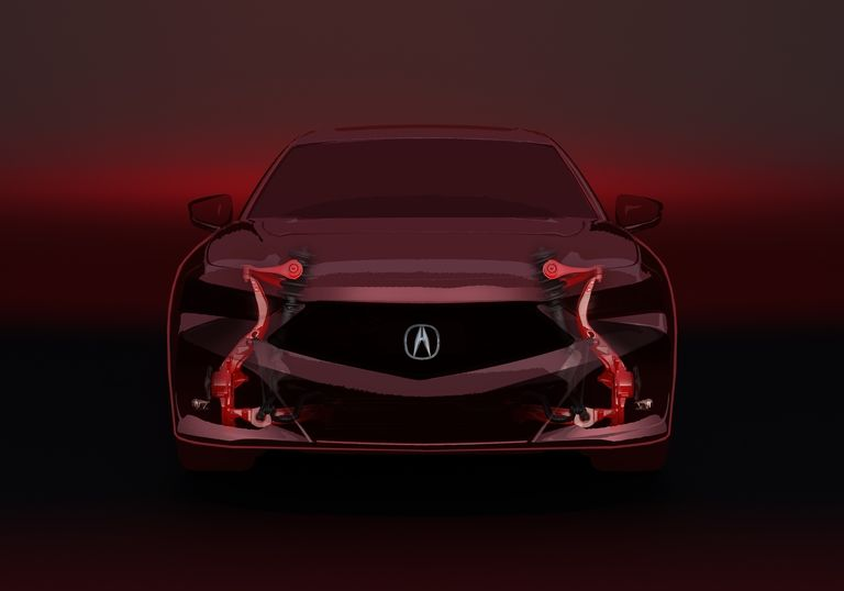 Acura revives double-wishbone suspension on next TLX