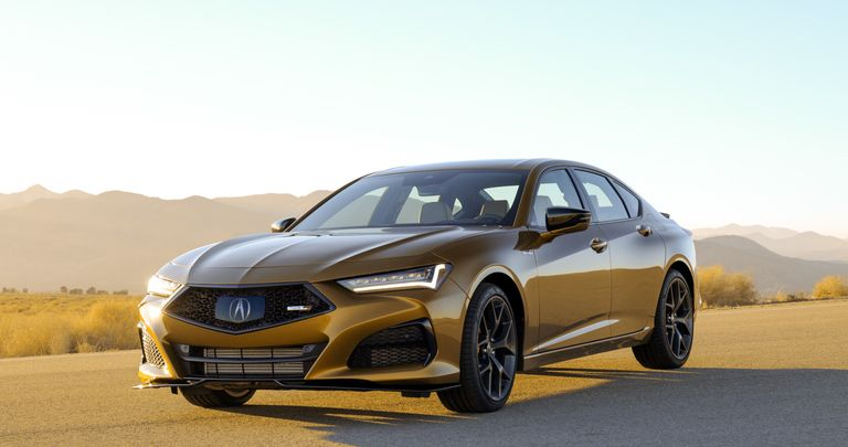 Acura TLX Type S arrives in late May priced from low $50,000s