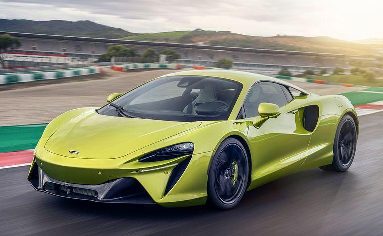 McLaren embarks on deeper electrified future with Artura