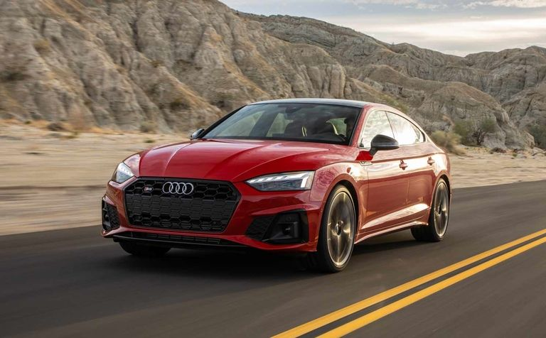 Audi adds mild hybrid to A4, A5 for 2021