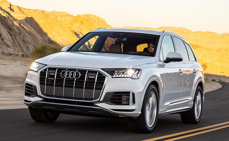 2020 Audi Q7: More torque, less spice