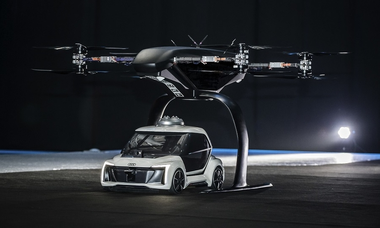 Audi suspends air taxi plans, rethinks partnership with Airbus