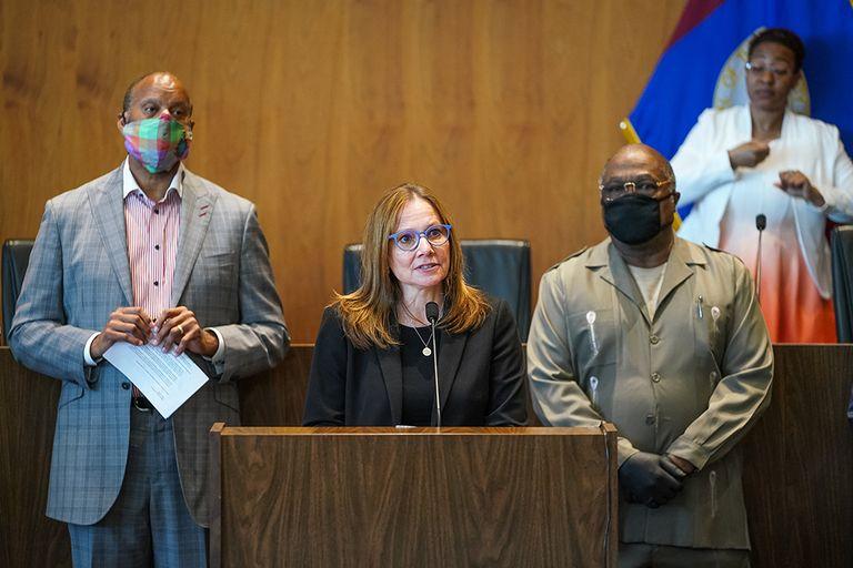 Detroit 3 execs commit to action against racism, discrimination