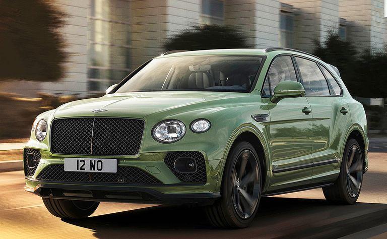 2021 Bentley Bentayga: A steady, grand, blissful ride