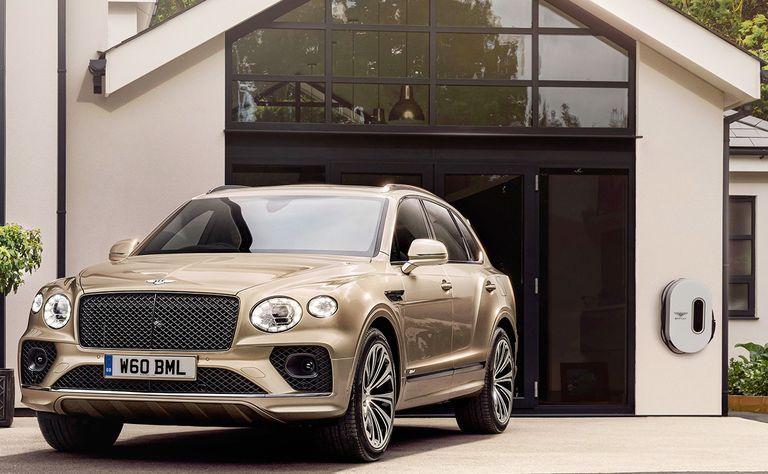 Bentley freshens Bentayga Hybrid