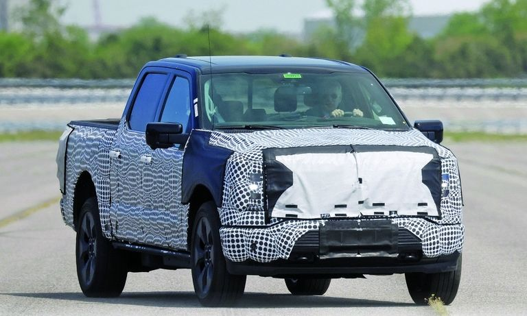 Ford's electric F-150