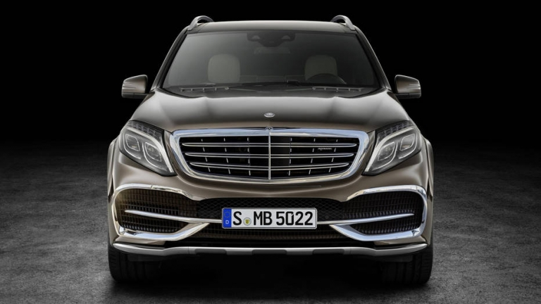 Mercedes to wrap GLS in Maybach ultraluxury