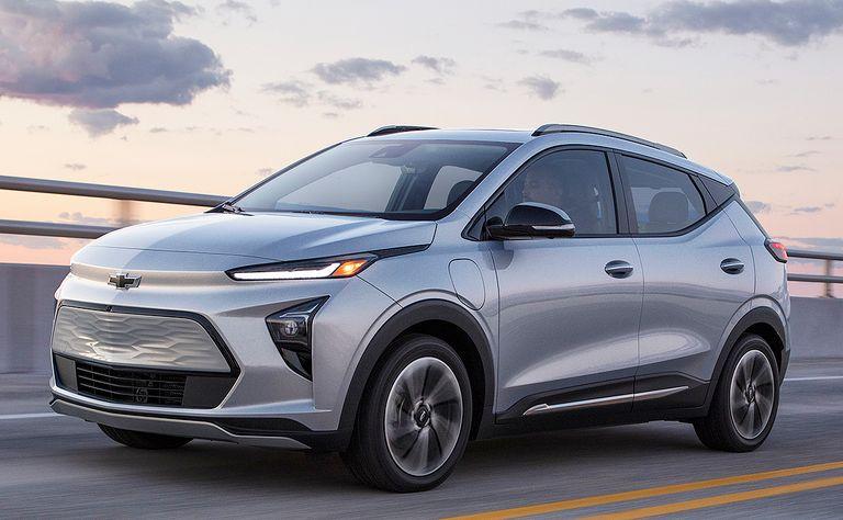 2022 Chevrolet Bolt EUV: Bigger package, better value