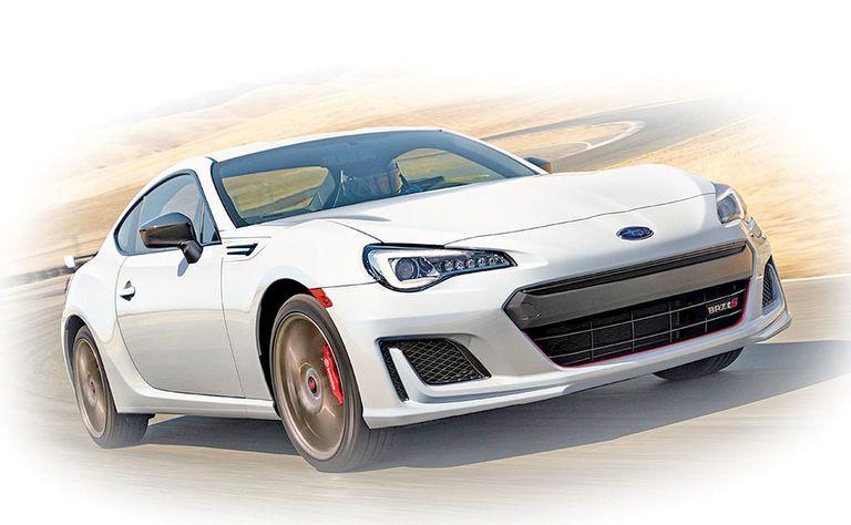 Subaru focuses on performance