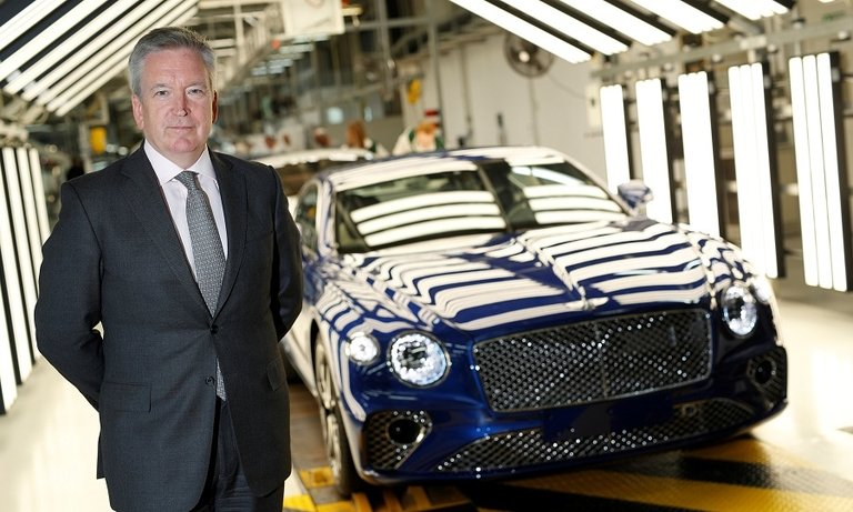 Bentley's return to profit at risk under no-deal Brexit