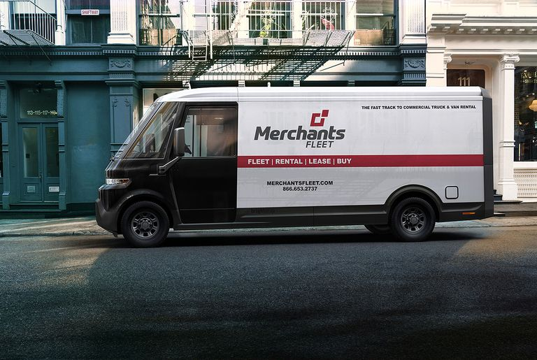 GM's BrightDrop locks in second customer with order for 12,600 electric vans