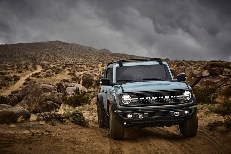 Ford details Bronco allocation process to dealers; top performers could get 'hundreds'