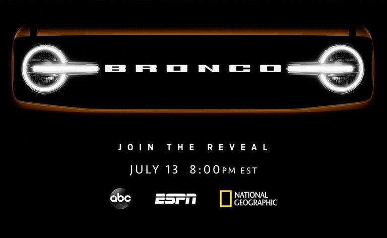 Ford to use multiple Disney-owned channels to reveal Bronco