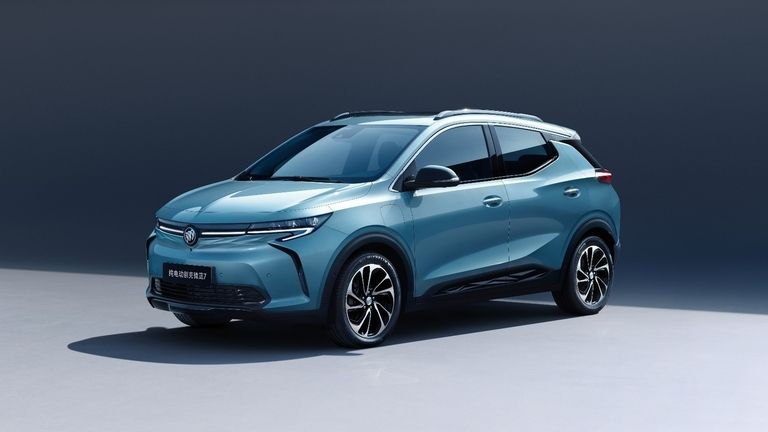 GM to launch Buick Velite 7 electric crossover