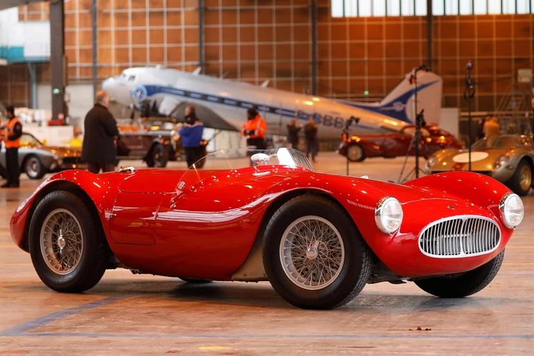 Citroen unloads Maserati