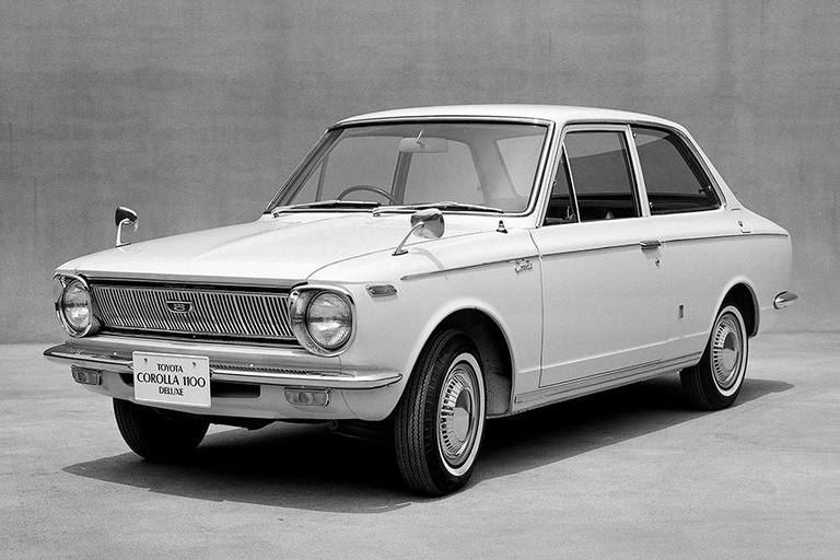 Toyota launches Corolla in 1966