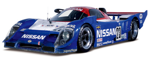 With Nissan's 1992 victory, 24 Hours of Daytona trophy goes to Japan for first time