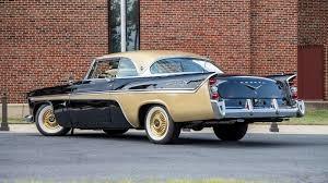 DeSoto's high-powered Adventurer debuts in 1956