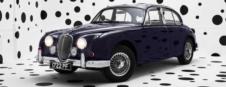Jaguar's first Mark 2 comes off line