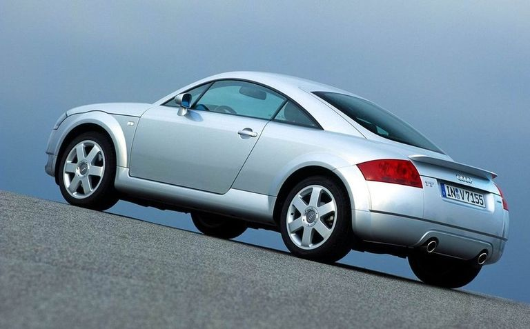 Audi TT takes form in 1995