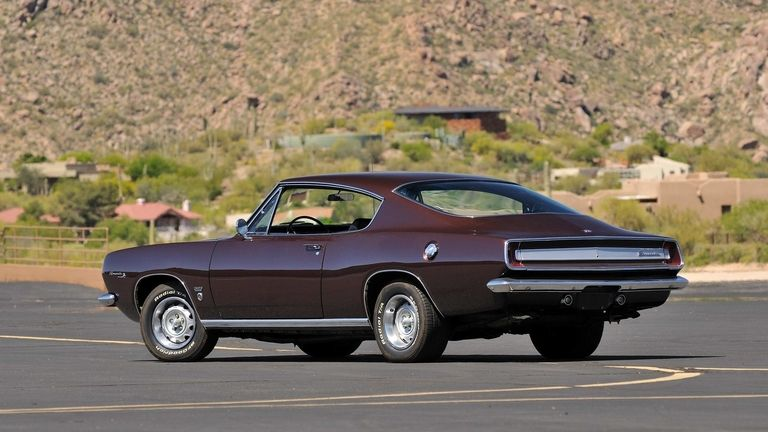 Plymouth retools Barracuda for 1967 amid pony car wars