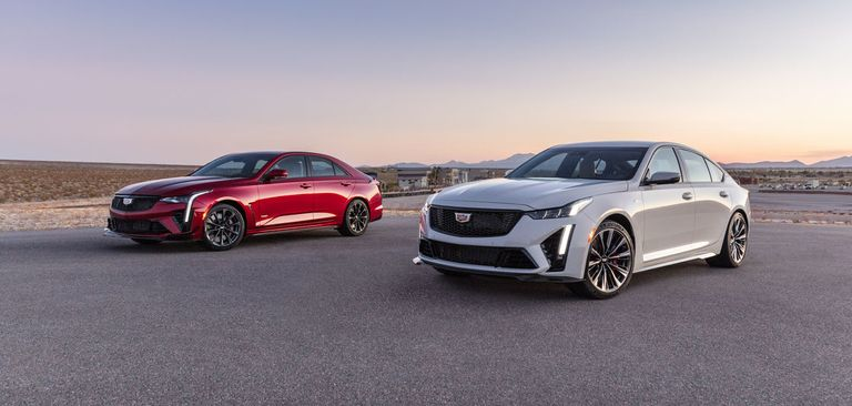 2022 CT5-V Blackwing touted as most powerful Cadillac ever