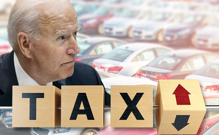 President Biden and his capitol gains tax proposal