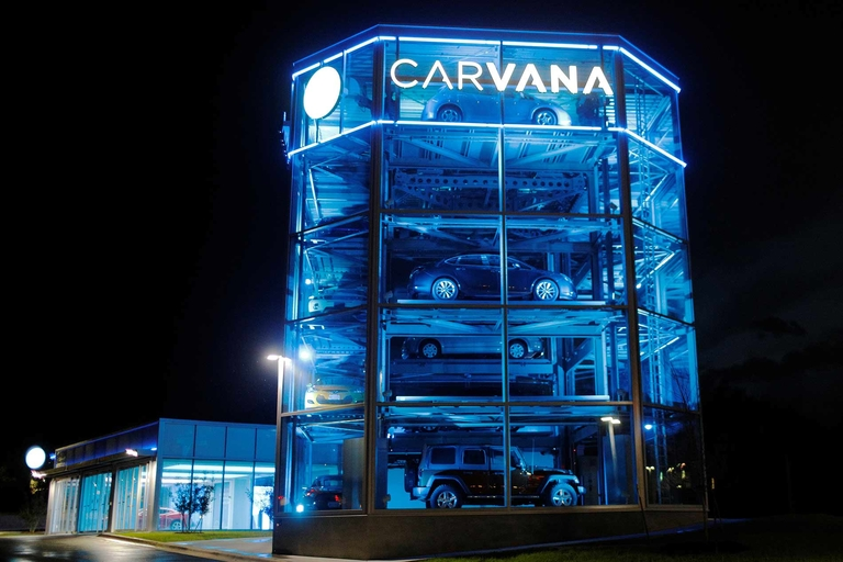 Carvana loss grows amid aggressive expansion