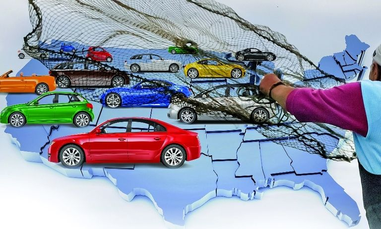 Casting a wide net for used vehicles