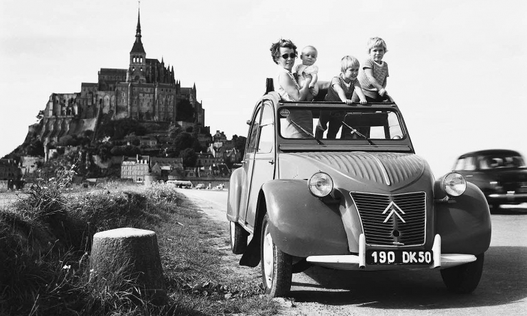 Citroen's Tin Snail meets the end of the line