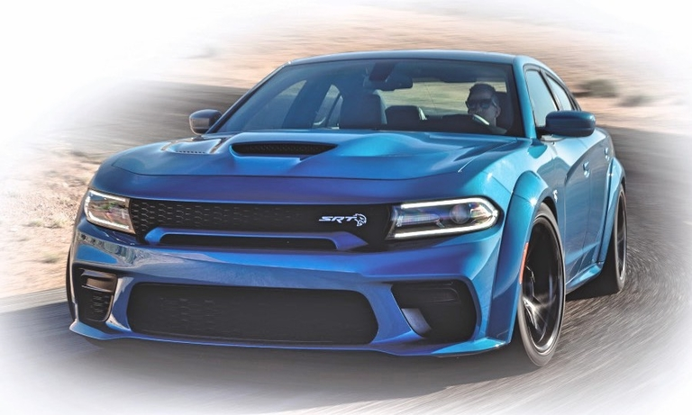 Dodge sees Charger powered by personality