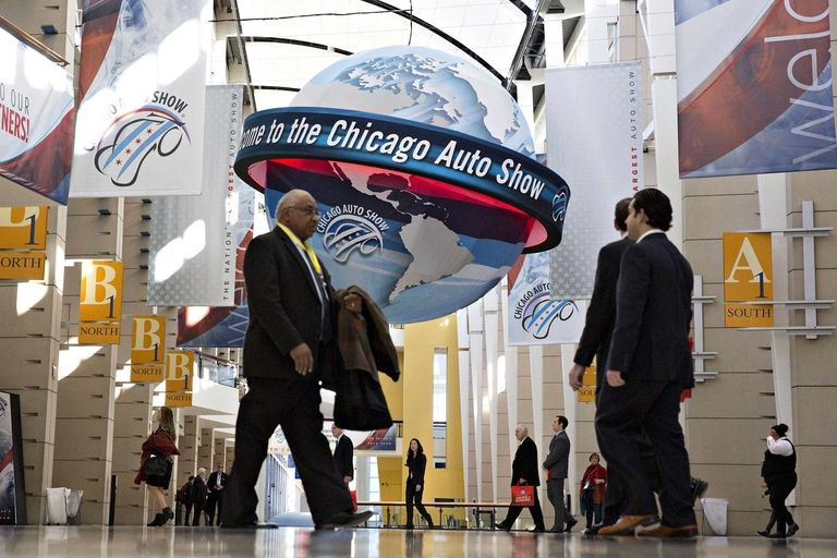Chicago Auto Show postponed; organizers aim for spring date