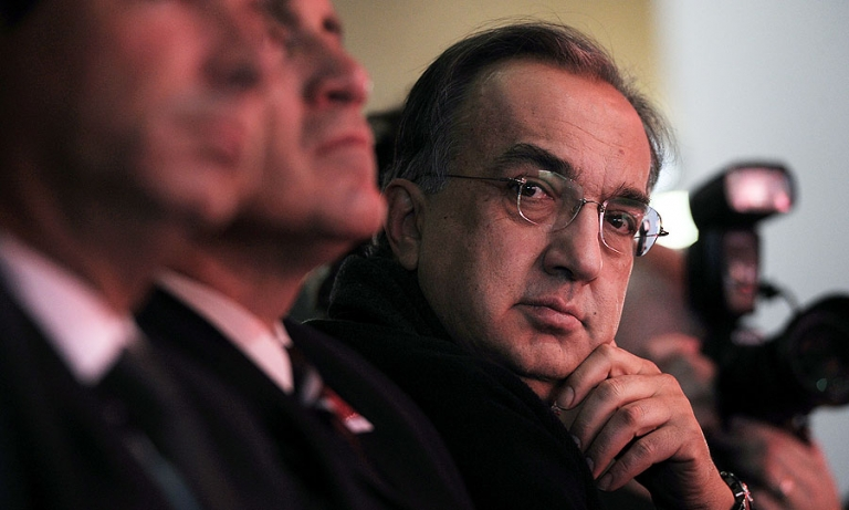 Fiat mulls low-cost brand, Marchionne says