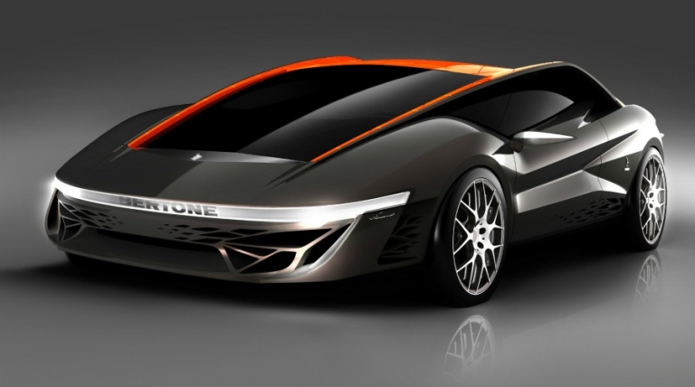 Bertone to unveil concept inspired by Lancia Stratos Zero