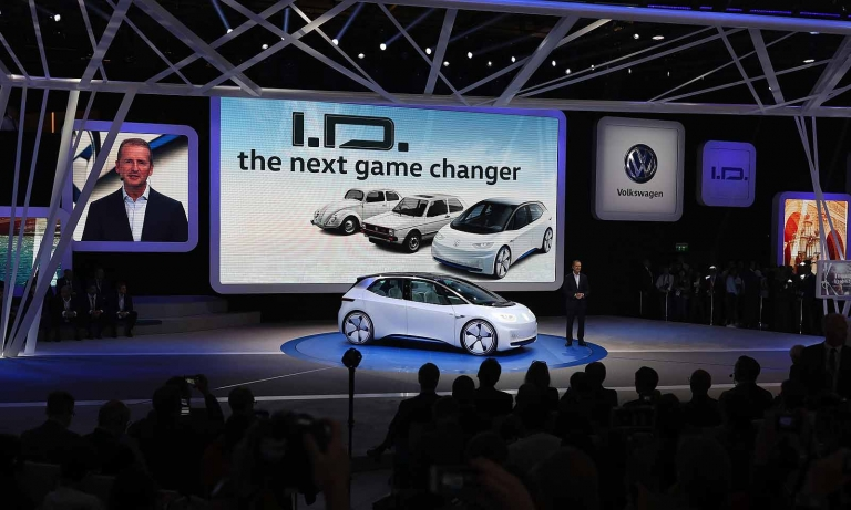 VW brand to skip 2018 Paris auto show