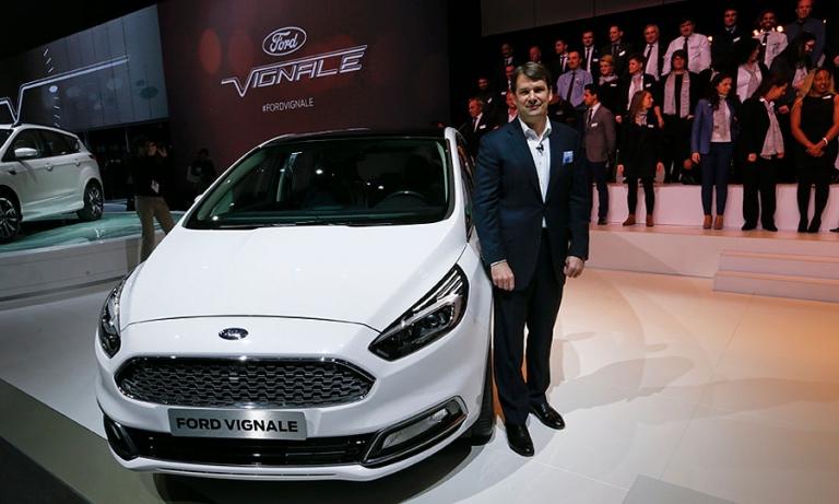 Ford will miss 2019 Geneva show