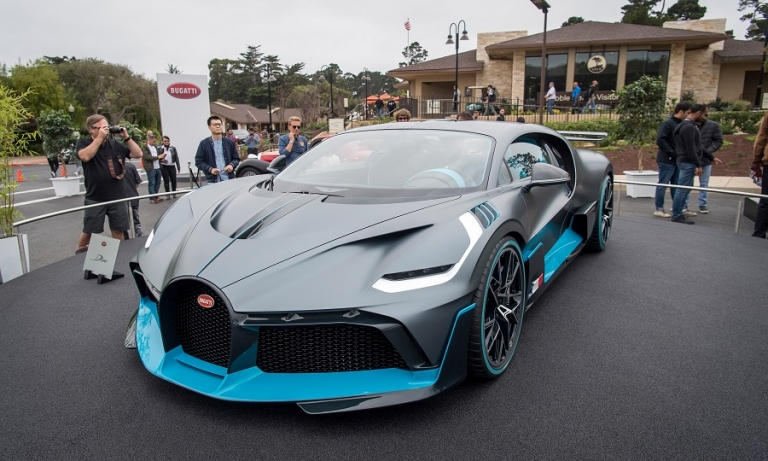 Bugatti Divo supercar is a sellout at $5.8 million each
