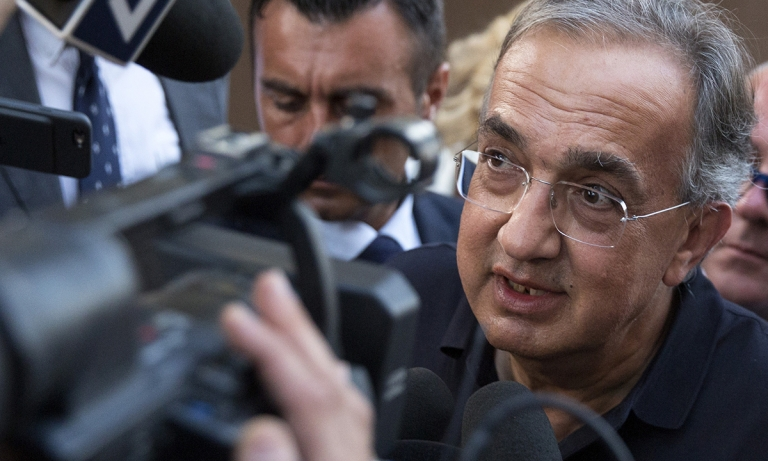 Marchionne's grand finale entails expanding Jeep, shrinking Fiat and Chrysler, reports say