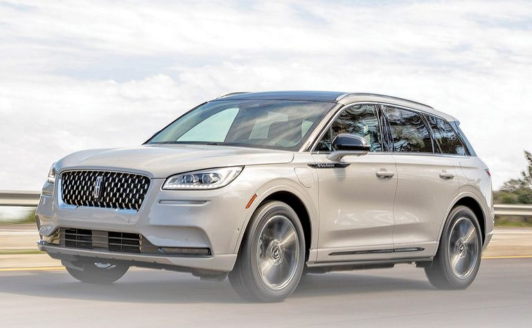 EV crossover coming as Lincoln shifts to utilities