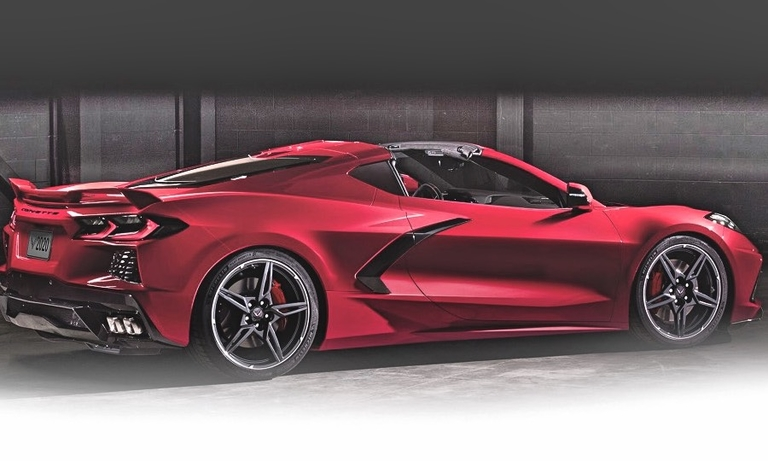 What reviewers are saying: New Corvette 'a car born to the task'