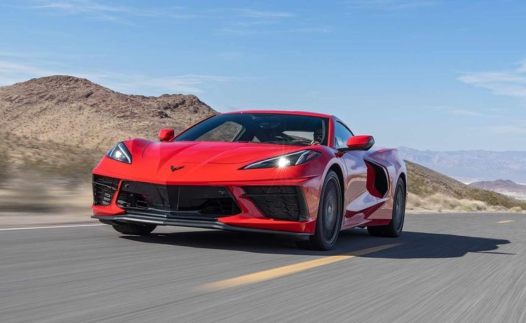 GM recalls some 2020 Chevy Corvettes to fix front trunk that can open while driving