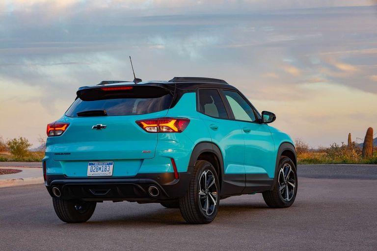 2021 Chevrolet Trailblazer: A pint-size reboot