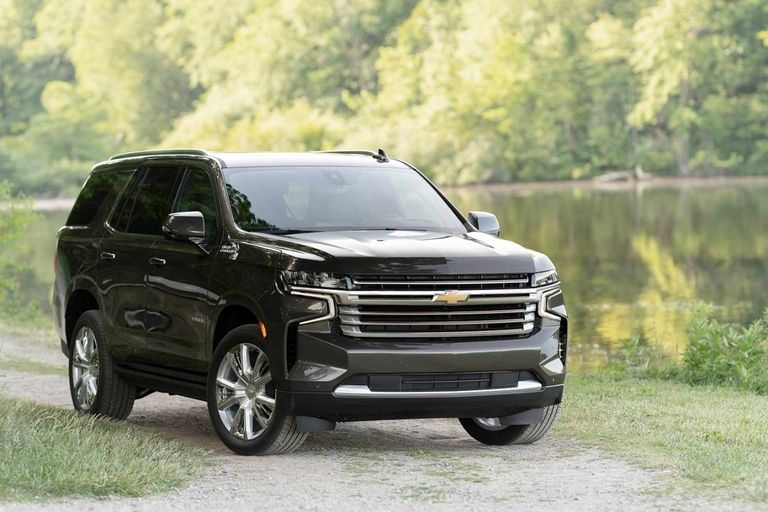 2021 Chevy Tahoe: Bigger but smoother all around