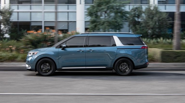 2022 Kia Carnival: Repackaging the minivan, again