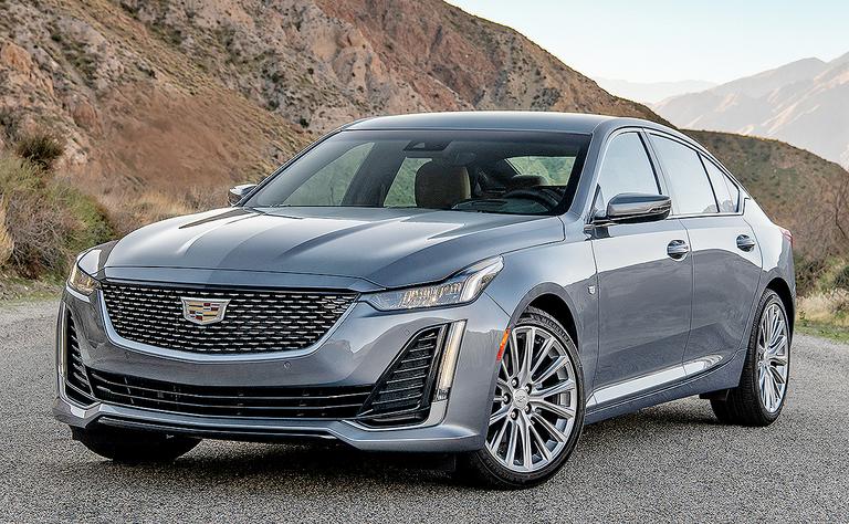 Cadillac CT5 aims to undercut rivals