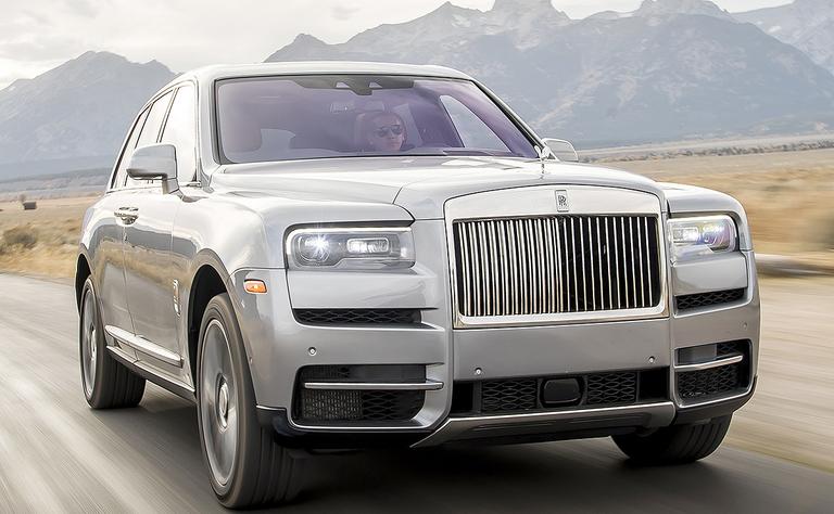 Rolls-Royce expands dealership footprint to Denver