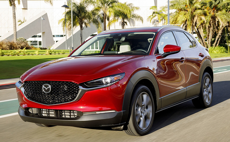 2020 Mazda CX-30: A punch above its weight class